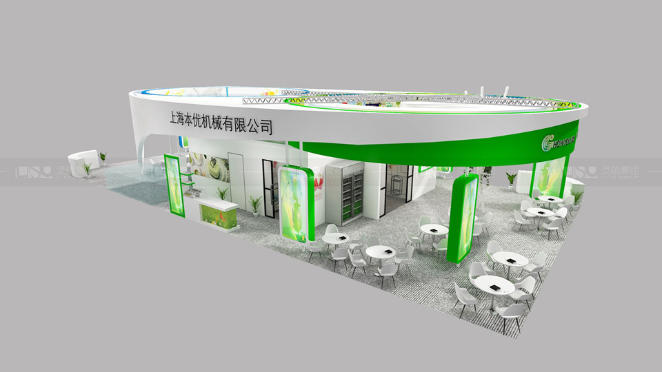 昊岳-FIC展台案例