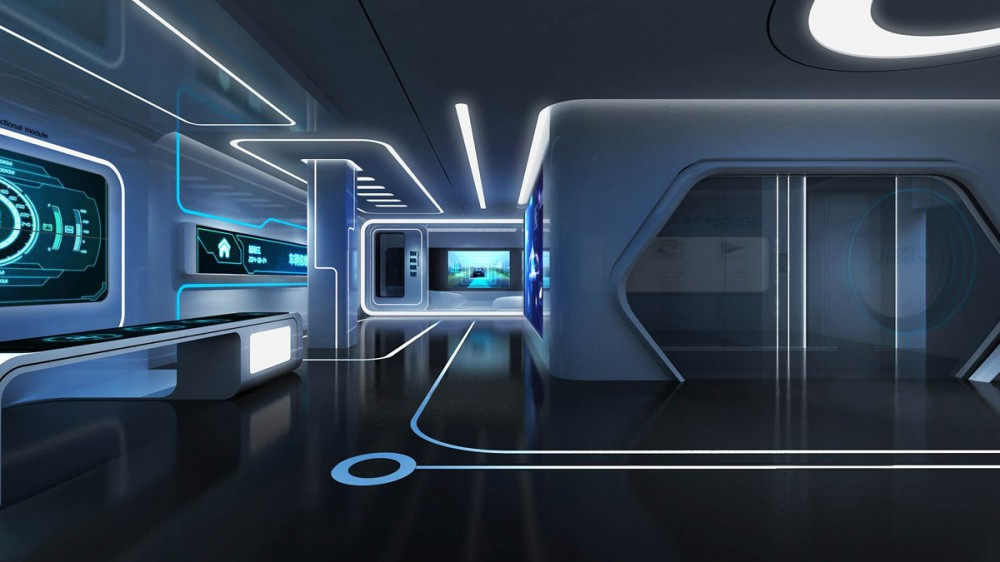 小马智行科技体验中心