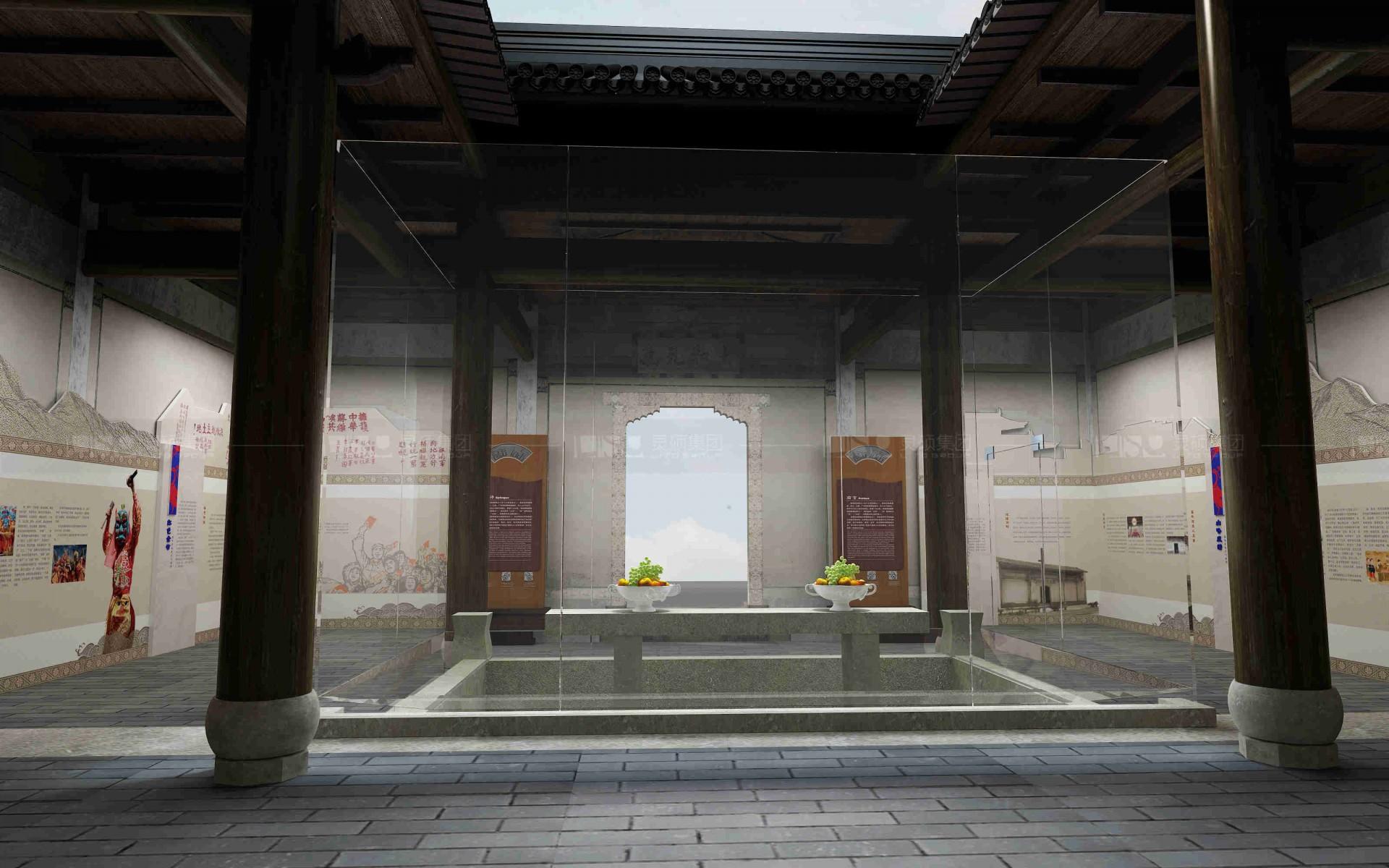 畲族文化体验馆设计搭建案例