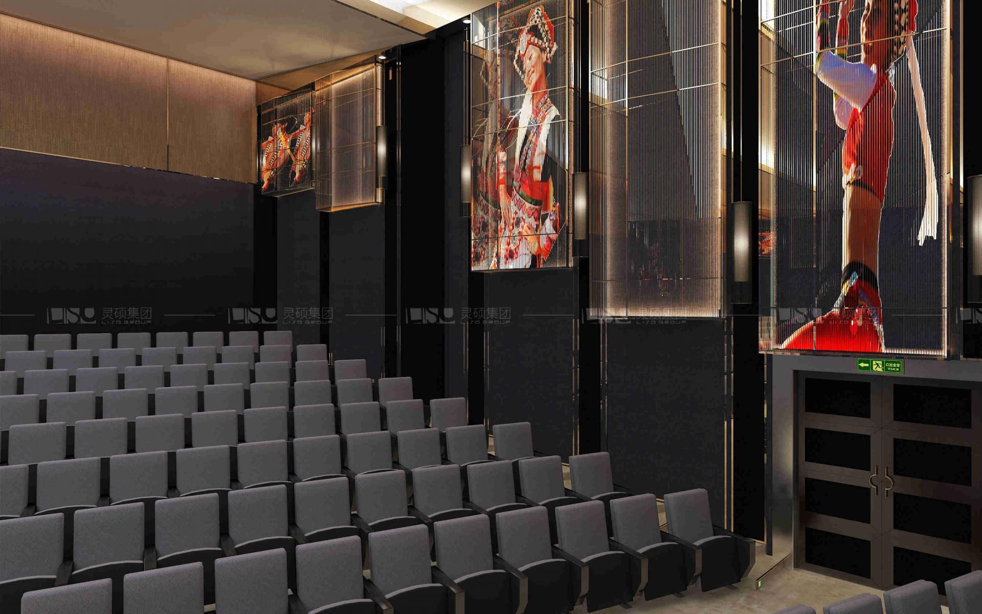弥勒市文化体验馆设计案例
