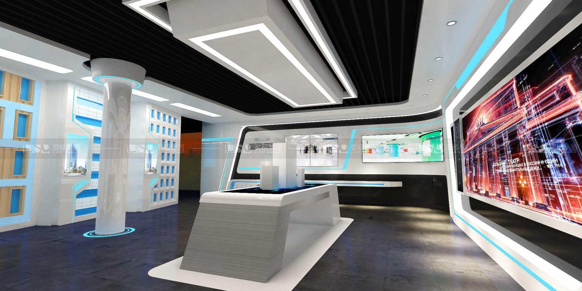 开尔集团展厅设计搭建案例