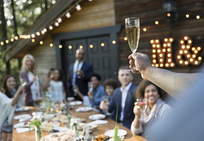 高端VIP客户资源对接晚宴