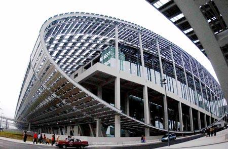 德国汉诺威国际展览中心