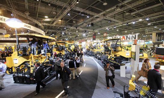 法国巴黎国际工程机械展览会