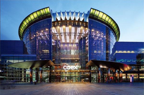 韩国首尔COEX会展中心