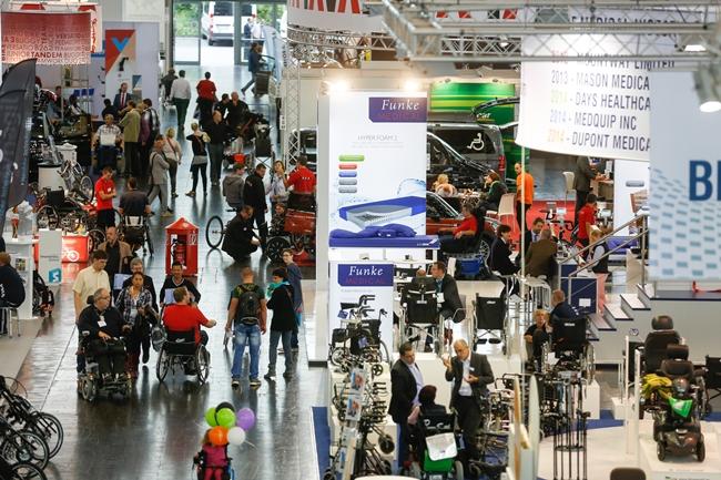 德国杜塞尔多夫康复、护理、预防集成国际贸易展览会