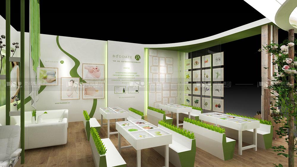 发芽时光-孕婴童展览设计案例
