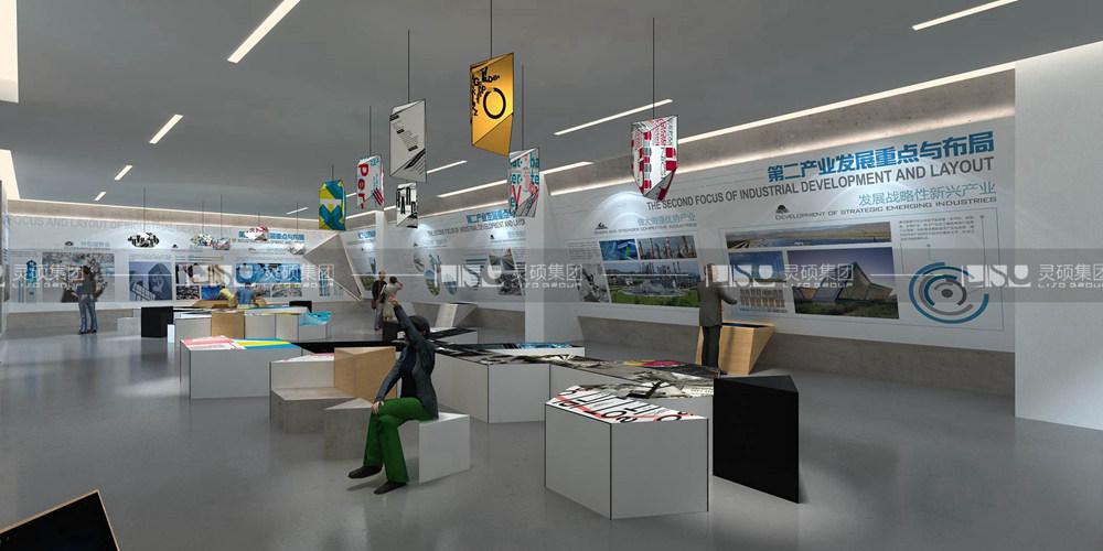 达州城市规划展示馆