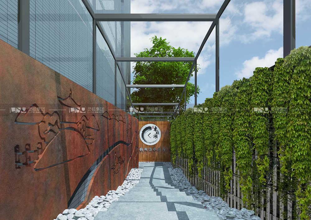 东钱湖治水展厅设计搭建案例