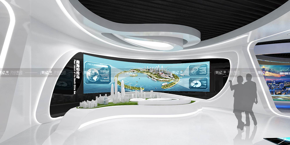 海航实业企业文化展厅