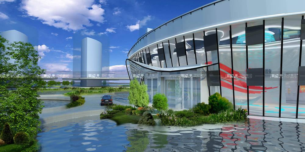 华数集团文化展示中心