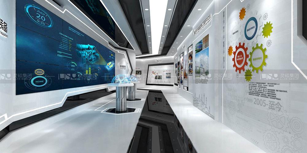 中国一重展厅设计方案