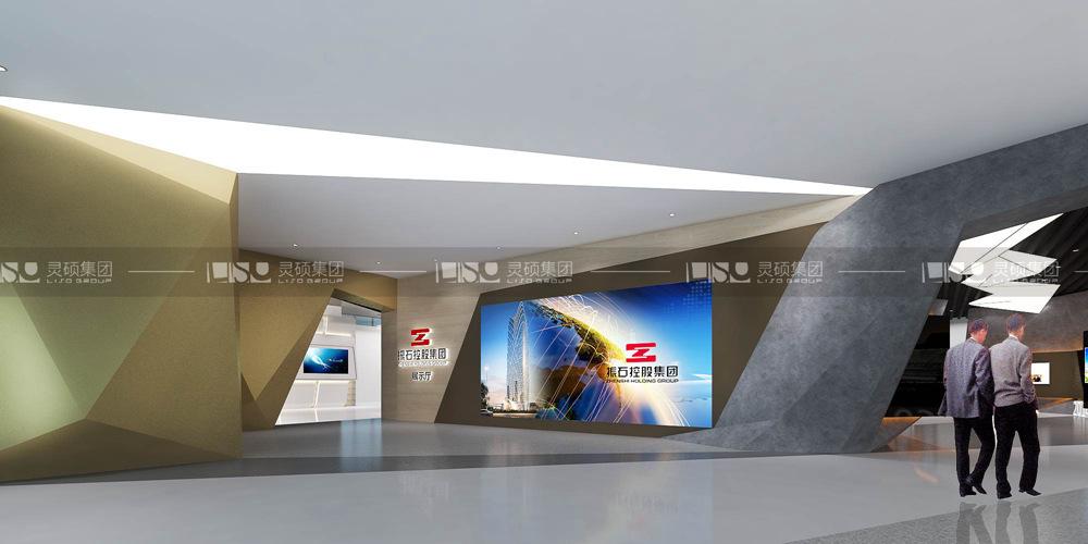 振石集团企业展厅