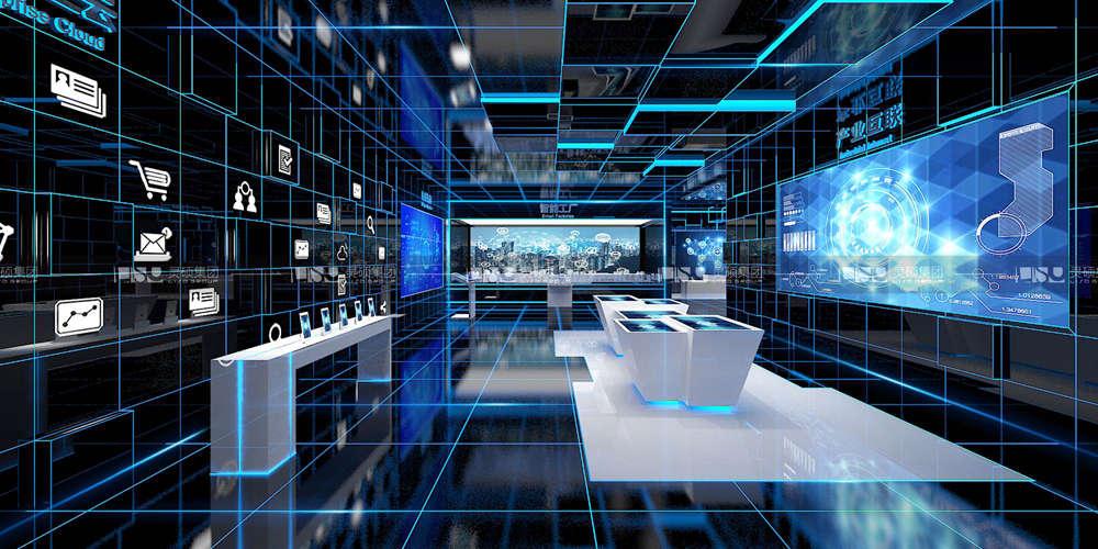 用友上海精智工业互联网创新中心