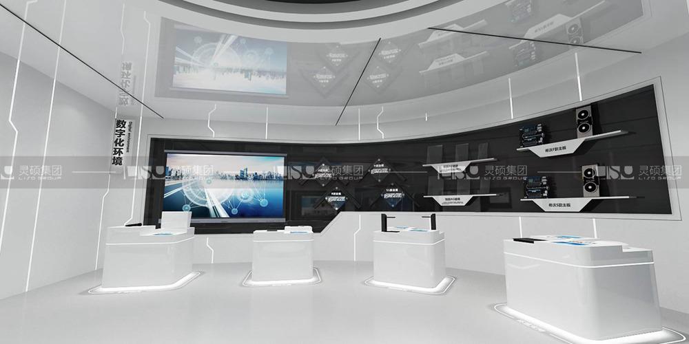 视睿电子品牌形象展示厅