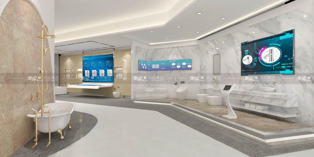 苏泊尔智能卫浴未来生活体验馆