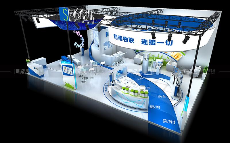 司南物联-家电展台设计搭建案例