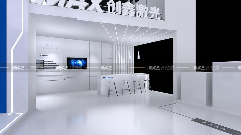 创鑫-慕里黑电子展台设计