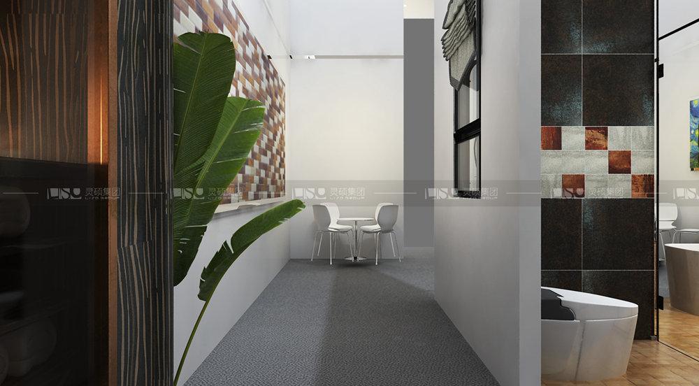 格润森博-酒店展台设计搭建案例
