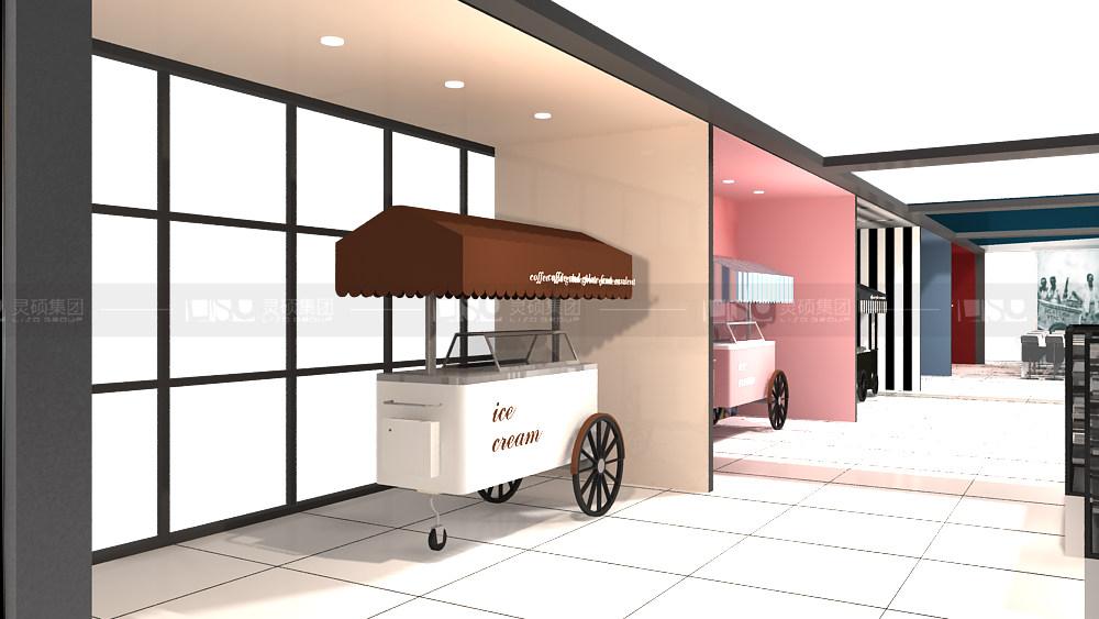 科博-酒店用品展台设计搭建案例