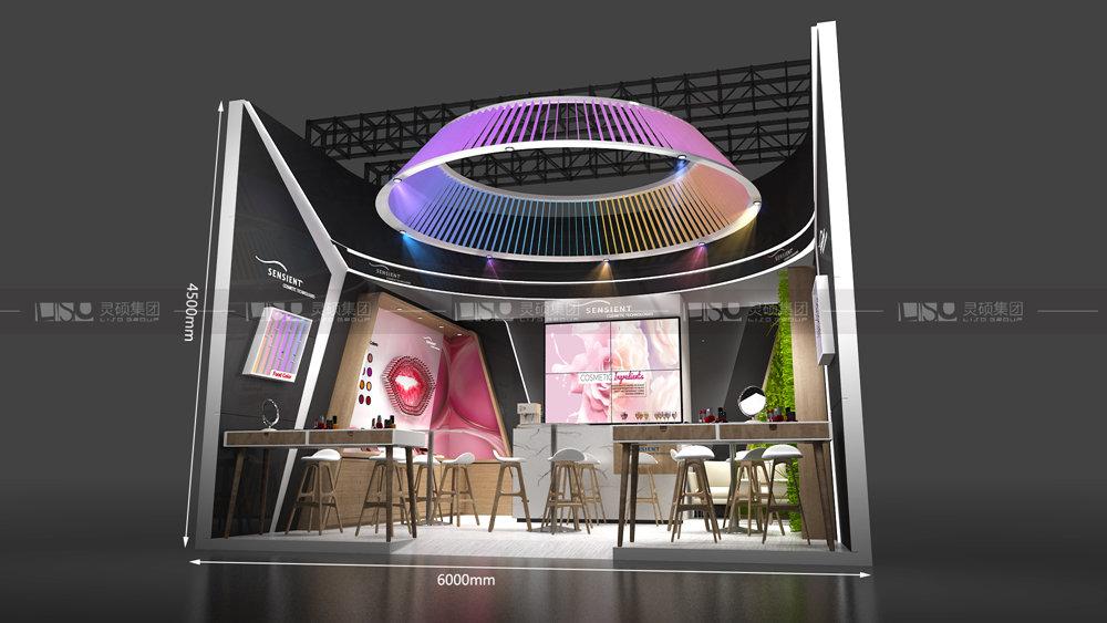 森馨-PCHi展台设计搭建案例