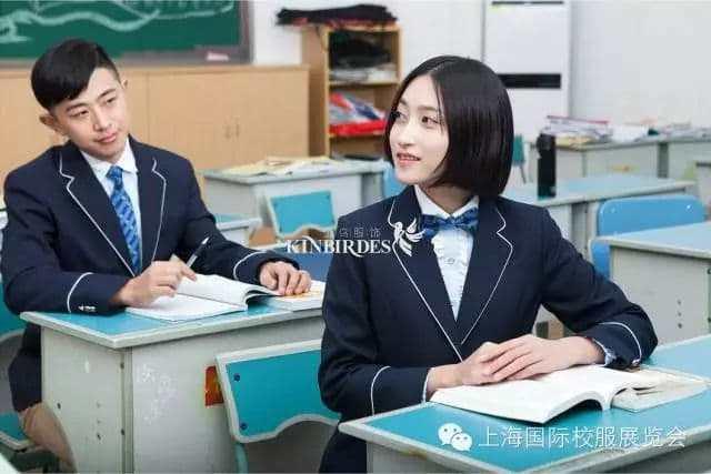 上海校服展特邀金鸟,共创世界经典校服盛会