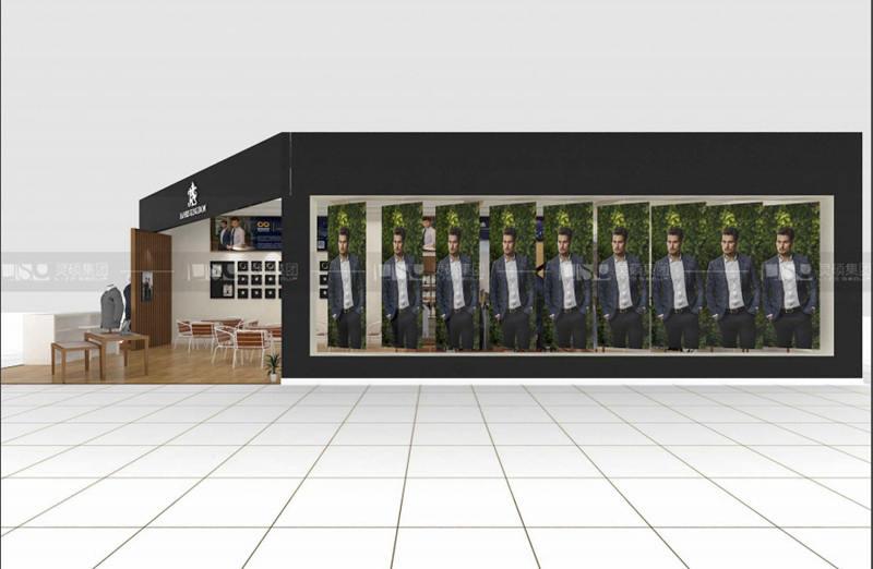 杰姆绅-纺织展览设计搭建案例