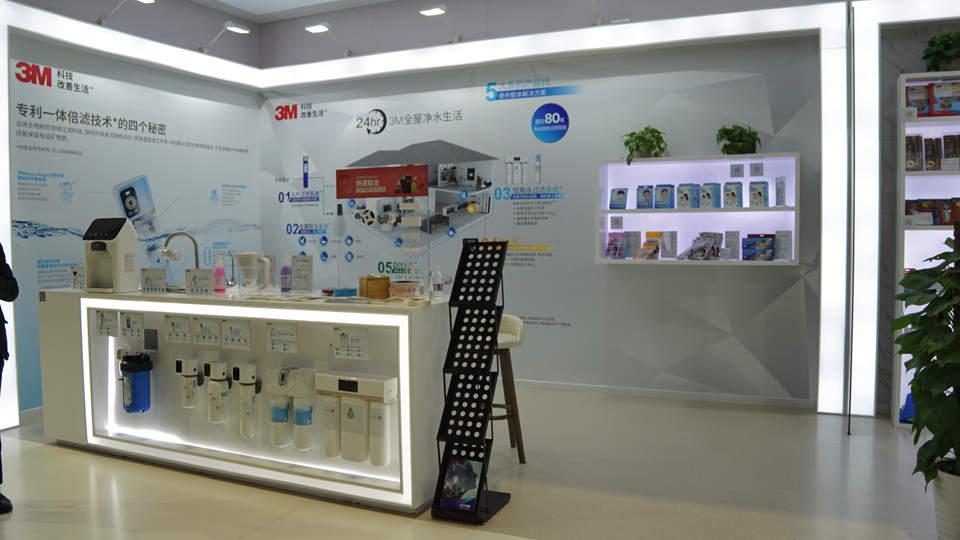 3M-进博会展台案例
