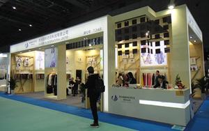 苏州鸿科纺织亮相中国国际纺织面料、家用纺织品及辅料博览会