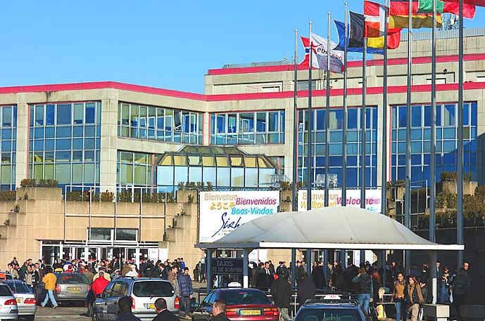 法国里昂展览中心