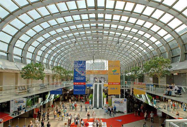 德国杜塞尔多夫国际展览中心