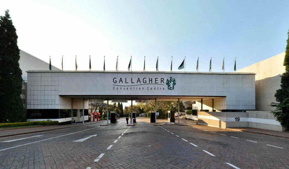 南非约翰内斯堡展览中心