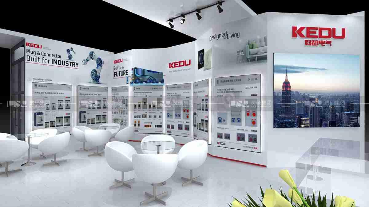 科都电气-第21届中国国际工业博览会