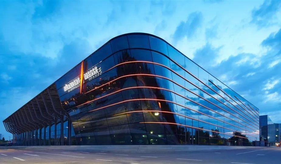 全球临展|再出征-灵硕携手天马,惊艳亮相德国纽伦堡嵌入式展览会