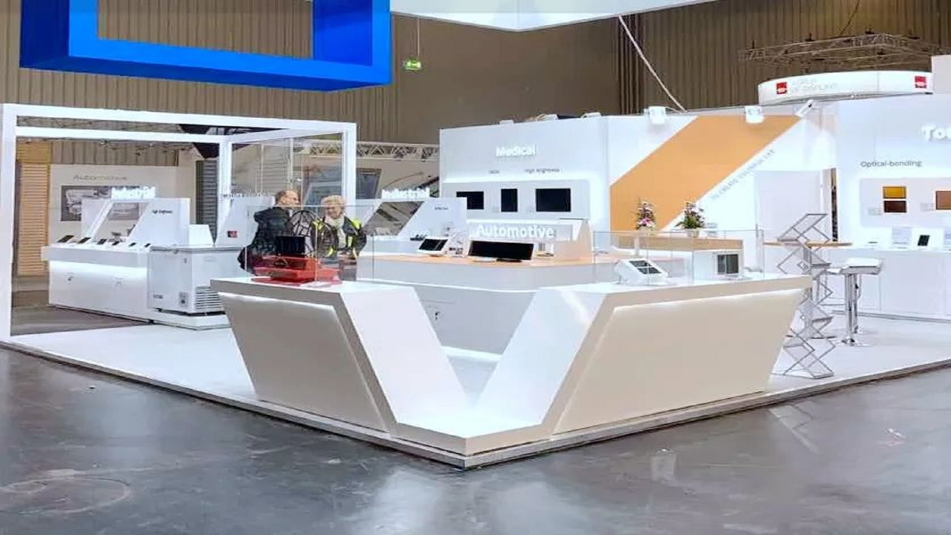 天马-德国纽伦堡嵌入式展览会