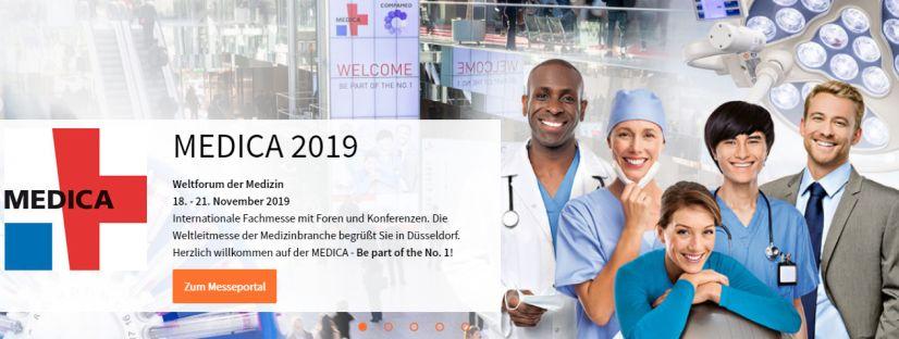 国际临展|德国医疗展火热开展,灵硕助力近30家品牌客户亮相国际医疗盛会!