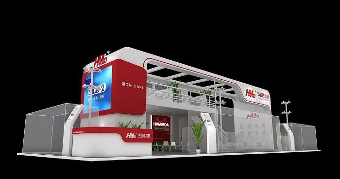 上海展会设计应该从哪些方面着手?