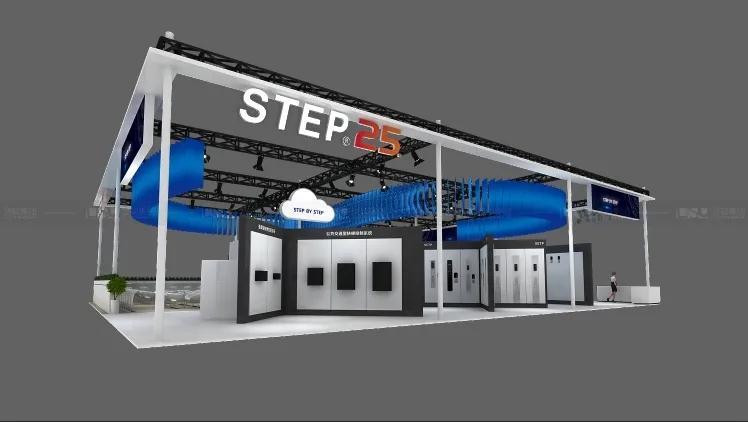 全球临展 灵硕携STEP亮相2020电梯展,以科技驱动新时代智能制造,赋能产业新发展!