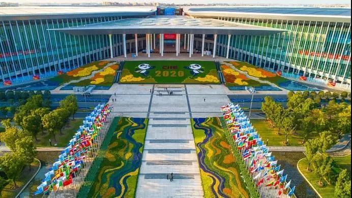 【进博会】灵硕再度携手近50家展商惊艳亮相CIIE2020,共聚全球贸易盛会,共推各界经济增长!