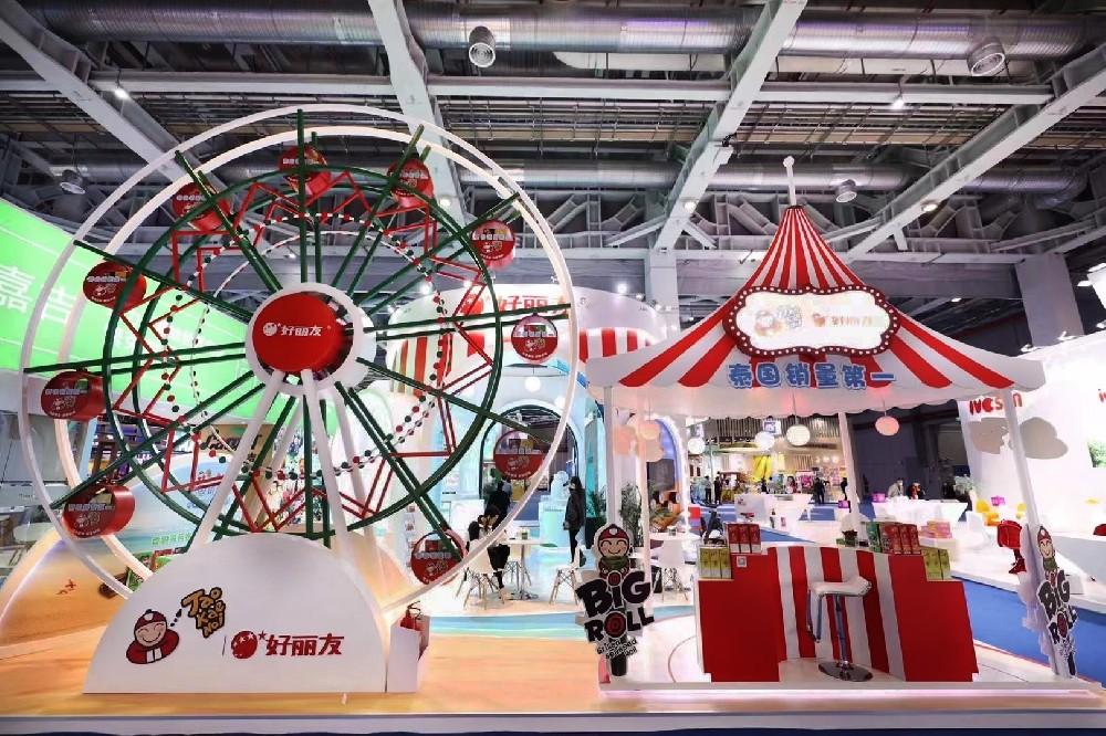 上海展台设计公司在展台设计前需要做哪些准备工作 ?