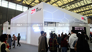 3M-AWE展台设计搭建案例