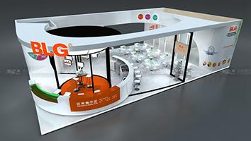 北连生物-FIC展览设计案例