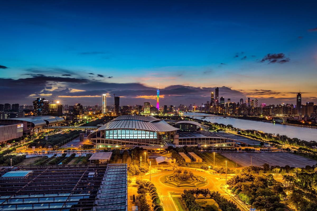 2021年11月广州展会排期(持续更新)