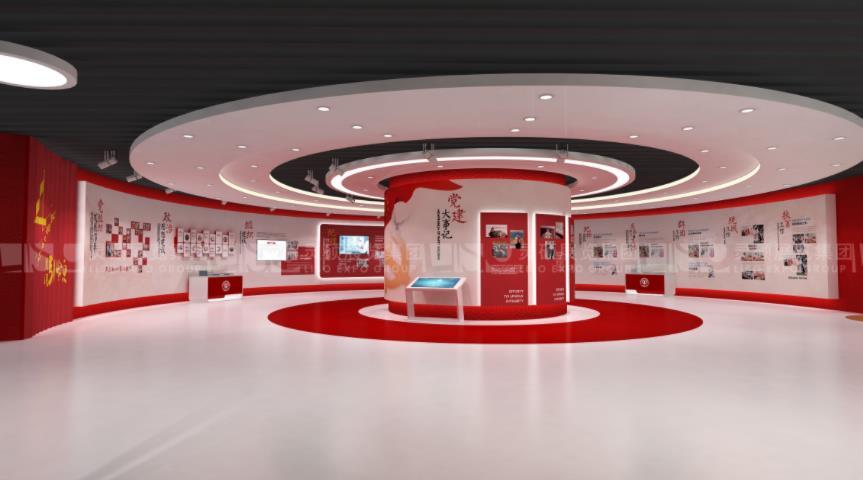 展厅装修设计应该怎么进行?