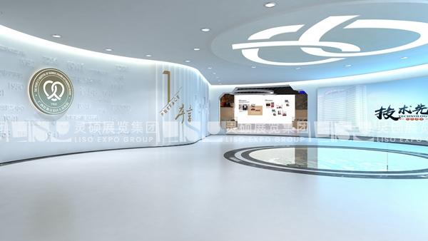 上海展厅搭建公司如何选择?